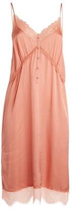 LOVE Stories Lace-Trim Emily Slip Dress