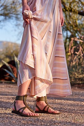 Free People Fp Collection Vacation Day Wrap Sandal by FP Collection at
