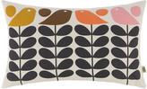 Thumbnail for your product : Orla Kiely Early Bird Cushion - Summer - 30x50cm
