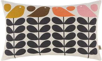 Orla Kiely Early Bird Cushion - Summer - 30x50cm