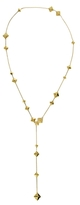 Chimento 18K Yellow Gold Armilla Pyramid Y Necklace with Diamonds, 19