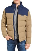Patagonia Men's Bivy Water Repellent Down Jacket