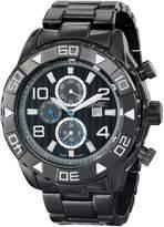 August Steiner Men's AS8130BK Analog Display Swiss Quartz Watch