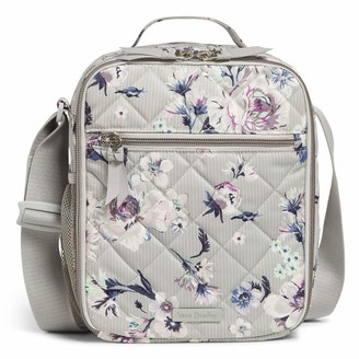 Vera Bradley Iconic Deluxe Lunch Bunch Performance Twill
