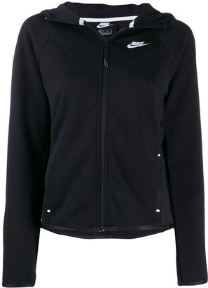 Nike Windrunner zip-up hoodie