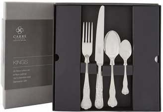 Carrs of Sheffield Silver Kings Cutlery Set (32 Pieces)