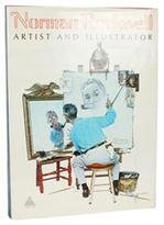 Rockwell Antique & Art Exchange Norman Artist and Illustrator