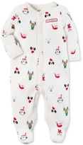 Carter's 1-Pc. My 1st Christmas Printed Cotton Footed Coverall, Baby Boys (0-24 months)