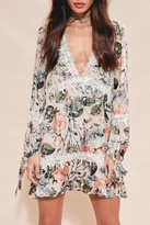 For Love & Lemons Luciano Swing Dress