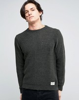 Benetton Pocket Sweater