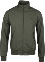Fred Perry Re-issues Olive Harrington Jacket