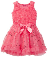 Betsey Johnson Soutache Bodice Tutu Dress (Toddler Girls)