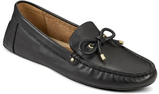 Aerosoles Brookhaven Leather Moccasin - Wide Width Available