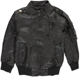 "Urban Republic Little Boys Toddler ""Faux-Leather Mode"" Jacket"