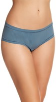 Commando Perforated Bikini Panties