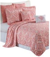 Serenta Revington Quilted 7 Piece Bed Spread Set, Queen