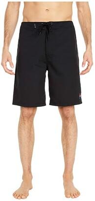 Hurley One Only 2.0 21 Boardshorts (Obsidian) Men's Swimwear