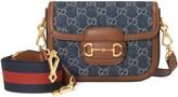 Thumbnail for your product : Gucci Horsebit 1955 mini bag