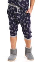 Peter Alexander peteralexander Mens Hp Icons Drop Crotch Short