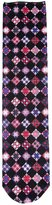 Emilio Pucci mosaic print socks - women - Silk/Nylon/Polyurethane - One Size