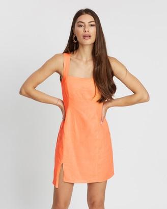 MinkPink Moscato Mini Dress