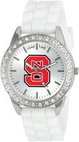 Game Time Women's COL-FRO-NCS Frost College Series Collegiate 3-Hand Analog Watch