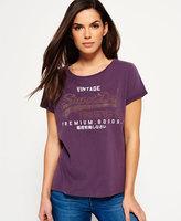 Superdry Premium Goods Jewel Boyfriend T-shirt