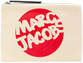Marc Jacobs branded clutch