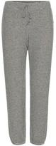Velvet Faine Striped Jersey Track Pants