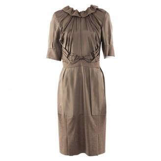 Louis Vuitton Wool Dresses