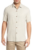 Tommy Bahama Men's Luau Floral Silk Shirt