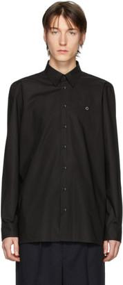 Raf Simons Black Smiley Regular Fit Shirt