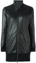 Diesel Black Gold funnel neck jacket