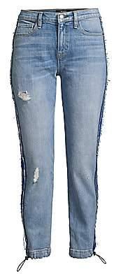 Hudson Jeans Women's Jesse Boyfriend-Fit Jogger Jeans