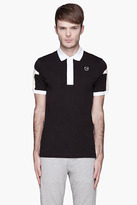 G Star G-STAR Black colorblocked armstrong polo