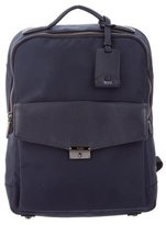 Tumi Leather & Nylon Backpack