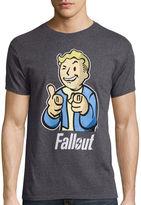Novelty T-Shirts Fallout Vault Boy Short Sleeve T-Shirt