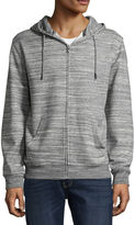 Ecko Unlimited Unltd Long Sleeve Fleece Pattern Hoodie