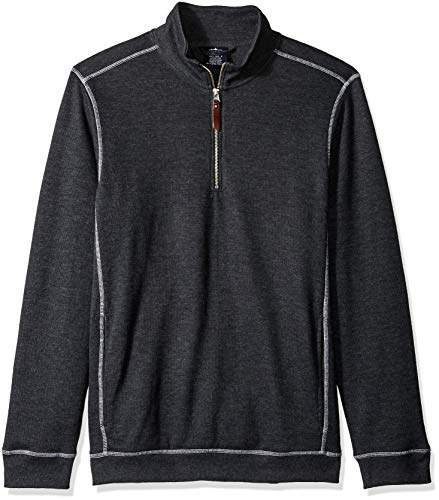 797085cf327d Mens Ribbed Pullover - ShopStyle