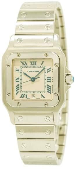 Cartier Santos Galbee 1564 Stainless Steel 29mm Unisex Watch