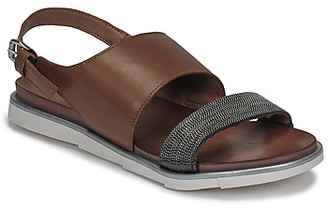 Mjus CATANA women's Sandals in Brown