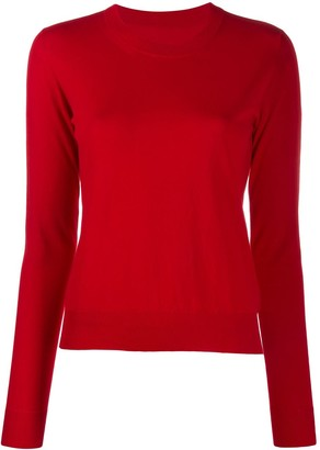Maison Margiela Basic Fitted Jumper