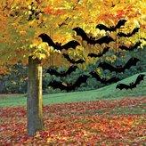 1 X Halloween Yard Decoration Scary Hanging Bats