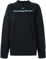 Off-White Something Special sweatshirt