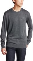 G Star Men's Berlow Long Sleeve Knit Shirt