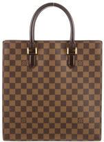 Louis Vuitton Damier Ebene Venice Sac Plat