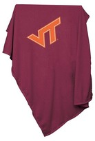NCAA Virginia Tech Hokies Sweatshirt Blanket