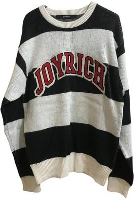 Joyrich Ecru Cotton Knitwear for Women