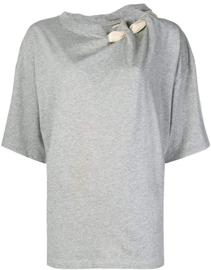 Y/Project Y / Project asymmetric T-shirt