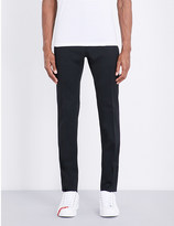 DSQUARED2 Admiral tapered stretch-wool trousers